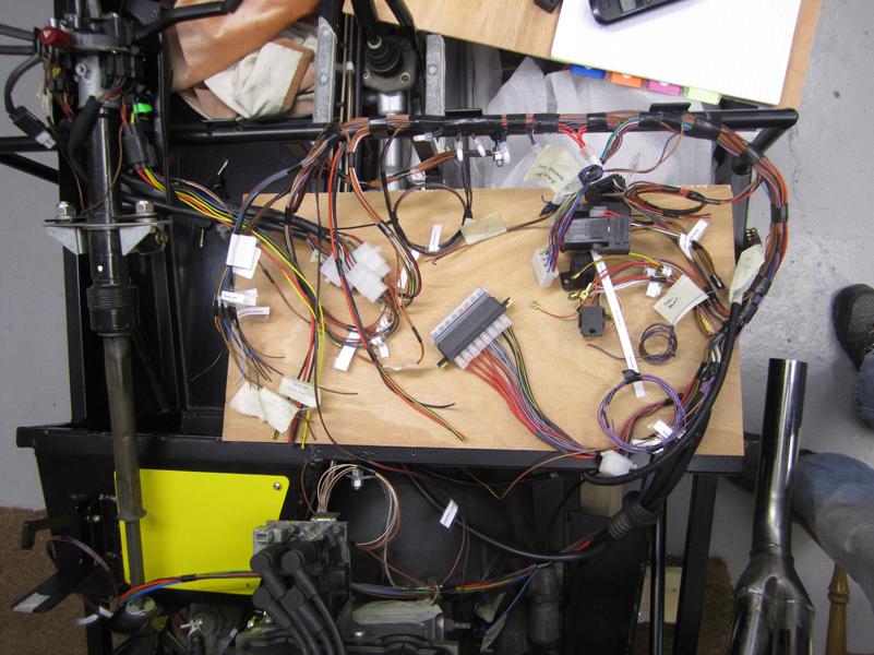 premier wiring loom instructions wire center u2022 rh mrguitar co Duct Wire Loom Duct Wire Loom