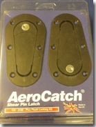 Aerocatches, a birthday present from my boys - Click for larger image